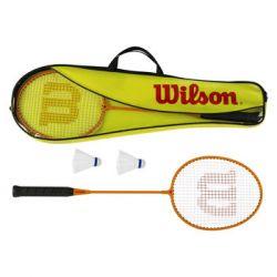 Wilson, Zestaw do gry, Kit 2 WRT8755003, pomarańczowy - Wilson  Pozostałe