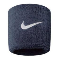 Frotka na rękę Nike Swoosh granatowa 2szt NN04416 -