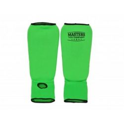 Nagolenniki elastyczne NS-B1 zielone - Masters Fight Equipment  Pozostałe