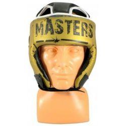Kask bokserski KTOP-PU-MASTERS - Masters Fight Equipment  Pozostałe