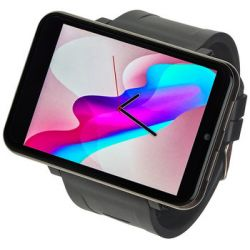 Garett, Smartwatch, WatchPhone One PRO, czarny - Garett