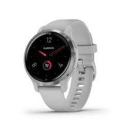 Garmin, Smartwatch, Venu 2S 010-02429-12, srebrny - Garmin  Pozostałe