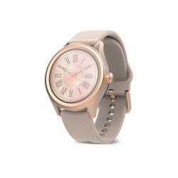 Telforceone, Smartwatch, Forever AMOLED ICON II AW-110, różowe złoto - Forever