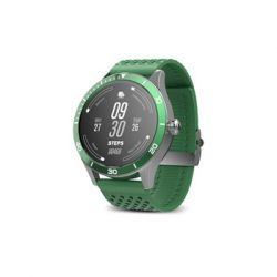 Telforceone, Smartwatch, Forever AMOLED ICON II AW-110, zielony - Forever