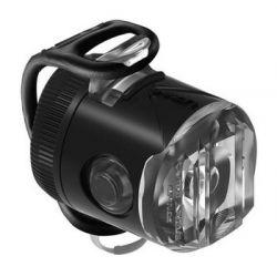 Lampka przednia LEZYNE FEMTO DRIVE USB FRONT 15 lumenów, czarna (NEW) - Lezyne  Pozostałe