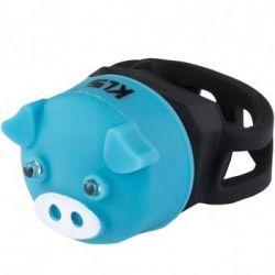 Kellys, Lampka tylna, Piggy, niebieska - Kellys  Pozostałe
