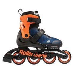 Łyżworolki dla dzieci Rollerblade Microblade Boy 07062100  Pozostałe