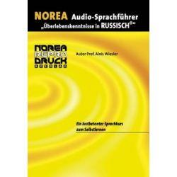 """NOREA Audio-Sprachführer """"Überlebenskenntnisse in Russisch"""" - Alois Wiesler Pozostałe"""