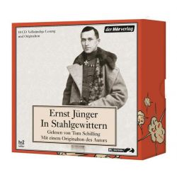 In Stahlgewittern - Ernst Jünger Pozostałe