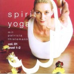 Thielemann, P: Spirit Yoga-Vol.1(Level1-2)CD - Patricia Thielemann Pozostałe