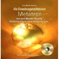 Metatron - Ancient-Master-Healing - Eva-Maria Ammon Pozostałe