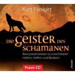 Die Geister des Schamanen - Meditations-CD - Kurt Fenkart Pozostałe