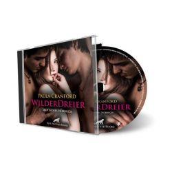 WilderDreier | Erotik Audio Story | Erotisches Hörbuch Audio CD - Paula Cranford Audiobooki