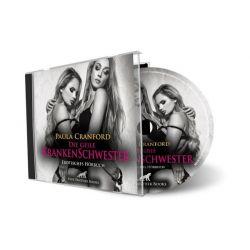 Die geile Krankenschwester | Erotik Audio Story | Erotisches Hörbuch Audio CD - Paula Cranford Audiobooki