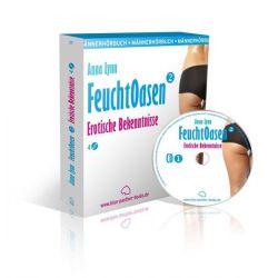Feuchtoasen 2 | Erotische Bekenntnisse | Erotik Audio Story | Erotisches Hörbuch Audio CD - Anna Lynn Audiobooki