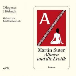 Allmen und die Erotik - Martin Suter Audiobooki
