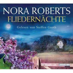 Fliedernächte - Nora Roberts Audiobooki