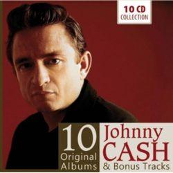 10 Original Albums - Johnny Cash Pozostałe