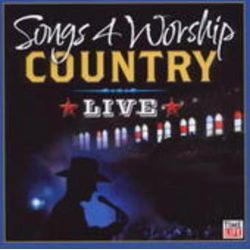 Songs 4 Worship Country-Live - Various Pozostałe