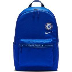 Nike, Plecak, Chelsea FC Stadium CQ7856 495, niebieski, 25L - Nike  Animowane