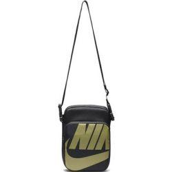 Nike, Saszetka na ramię, BA6344 070 Heritage 2.0, czarny, 23x14x7,5cm - Nike  Pozostałe