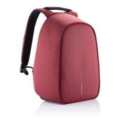 Bobby Hero Regular plecak chroniący przed kieszonkowcami XD COLLECTION Wiśniowy - wiśniowy - XD COLLECTION  Pozostałe