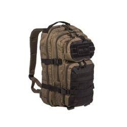Plecak Ranger Zielono-Czarny Us Assault Mały - Mil-Tec  Pozostałe