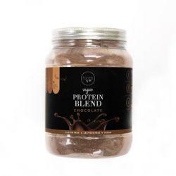 Foods by Ann, Wegańskie białko czekoladowe - Czekolada, 500 g - Foods by Ann  Pozostałe