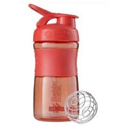 Blender Bottle, Shaker, SportMixer, czerwony, 590 ml - BLENDER BOTTLE  Pozostałe