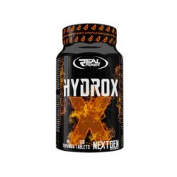 Hydrox REAL PHARM, 120 tabs - Real Pharm  Pozostałe