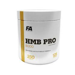Fitness Authority, HMB, Pro 8000, 250 tabletek - Fitness Authority  Pozostałe