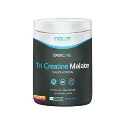 EVOLITE, Tri Creatine Malate, 300 g - Evolite Nutrition  Pozostałe