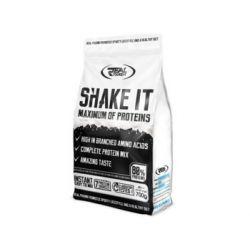 Real Pharm, Odżywka białkowa, Shake It, 700 g, truskawka - Real Pharm  Animowane