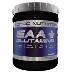 SCITEC EAA + Glutamine 300 g | Pozostałe