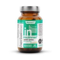 Insulinmed - poziom glukozy, 60 kapsułek, Pharmovit Herballine | Pozostałe