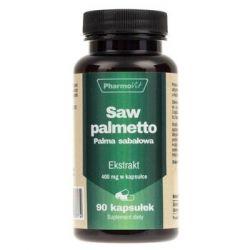Pharmovit, Saw Palmetto 4:1, 90 kapsułek - Pharmovit  Siłownia i fitness