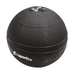 inSPORTline, Piłka lekarska, Slam Ball, 2 kg - inSPORTline  Animowane