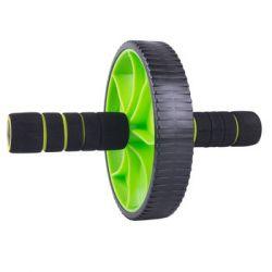inSPORTline, Wałek do ćwiczeń fitness, AB Roller AR100, zielony - inSPORTline  Pozostałe