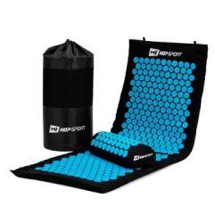 Hop-Sport, Zestaw do akupresury, niebieski, 130x50x2,5 cm - Hop-Sport  Pozostałe