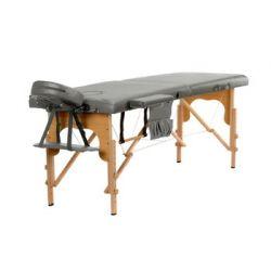 Bodyfit, Łóżko do masażu, 2 - segmentowe, drewniane - BODYFIT  Pozostałe