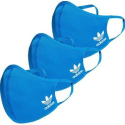 Maseczka ochronna ADIDAS Niebieska M/L - 3 PAK - Adidas  Sport i Turystyka