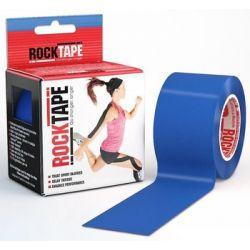 RockTape - RX (5cm x 5m) - Niebieski   Sport i Turystyka
