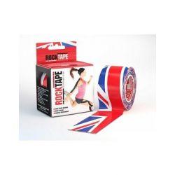 RockTape - (5cm x 5m) - Design UK Vlag   Sport i Turystyka