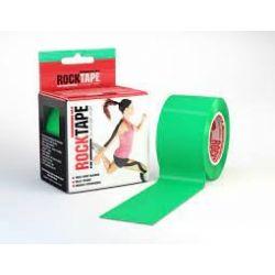 RockTape - (5cm x 5m) - zielony | Sport i Turystyka