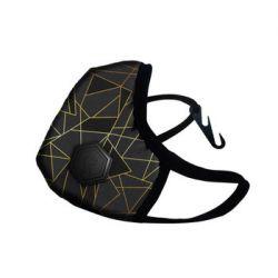 Maska antysmogowa ochronna Lava Casual II Dragon - S - DRAGON  Sport i Turystyka