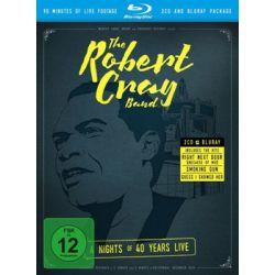 4 Nights Of 40 Years Live (Blu-ray+2CD) - Cray Robert  Pozostałe