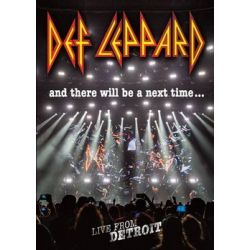 And There Will Be A Next Time...Live From Detroit - Def Leppard  Pozostałe