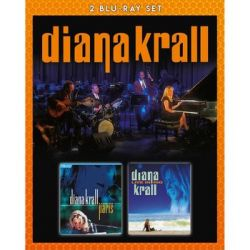 Live In Paris & Live In Rio - Krall Diana