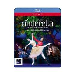 Cinderella (brak polskiej wersji językowej) ( Blu-ray Disc) -  Pozostałe