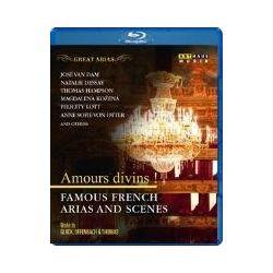 Amour divins!-Französische Arien (brak polskiej wersji językowej) ( Blu-ray Disc) -  Pozostałe